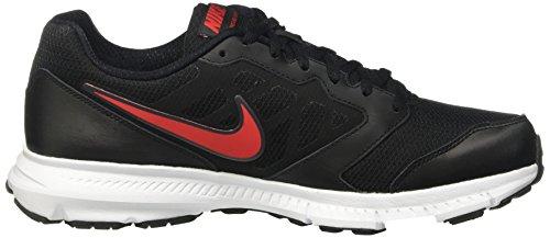 Nike Downshifter 6, Entraînement de course homme Multicolore - Multicolore (Black/Unvrsty Red/Anthrct/Wht)