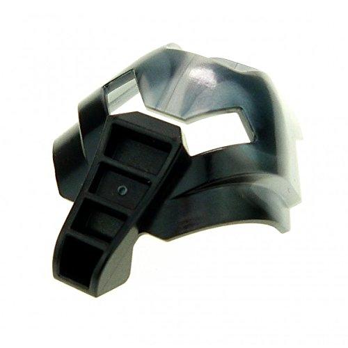 Bausteine gebraucht 1 x Lego Bionicle Figur Kopf Maske perl grau Kanohi Mask Huna ( Turaga ) Tehutti 8609 Technic 32573pb01