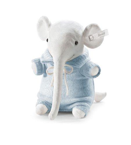 Steiff 239366 Elefaentle - Elefant 21 cm - Hellblau