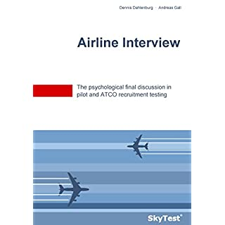 SkyTest® Airline Interview: The psychological final discussion in pilot and ATCO recruitment testing