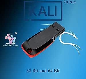Kali Linux 2019.1 16GB Bootable USB Flash Drive