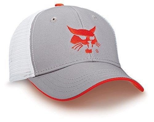 bobcat-250300-hat-grey-white-2tone-by-bobcat