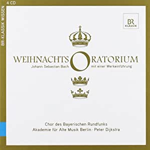 Bach: Weihnachtsoratorium + Werkeinführung