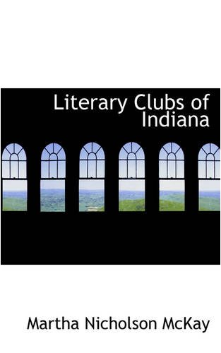 Literary Clubs of Indiana