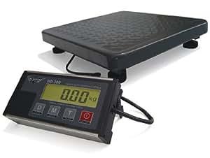 PROMOTION Balance électronique plate-forme idéale comme pèse-colis pesage objets lourds 60kg x 20g