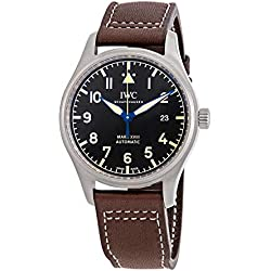 Modelo #: iw327006 Heritage IWC Reloj de piloto Mark XVIII 40 mm para Hombre