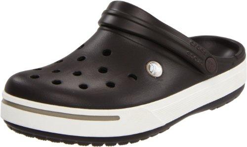 Crocs, Crocband II, Zoccoli e sabot,Uomo Marrone
