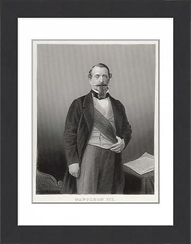 Framed Print Of Napoleon Iii