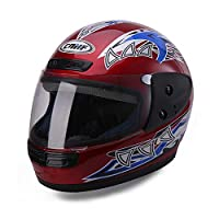 terferein Motorcycle Helmet- Battery Car Warm Full Cover Safety Helmet With Strong And Durable,Cool And Ventilated Design, with Anti-fog Coating To Provide Anti-fog Effect