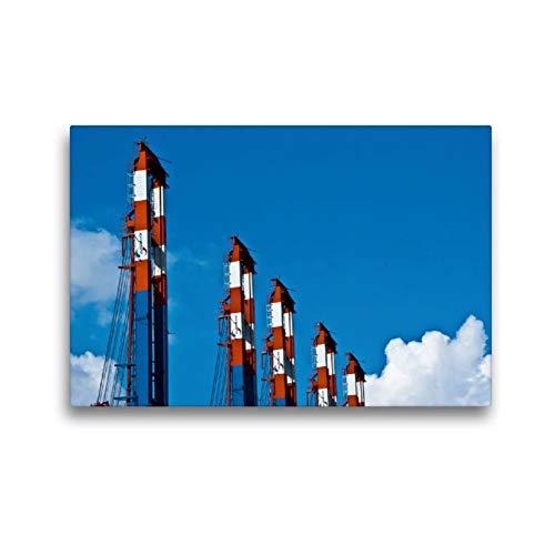 Premium Textil-Leinwand 45 x 30 cm Quer-Format Pause machen. | Wandbild, HD-Bild auf Keilrahmen, Fertigbild auf hochwertigem Vlies, Leinwanddruck von Norbert J. Sülzner [[NJS-Photographie]]
