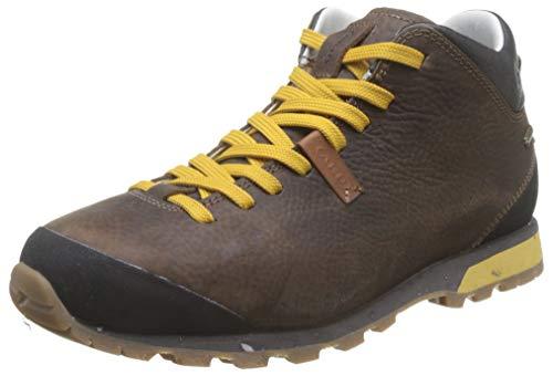 AKU Unisex-Erwachsene Bellamont M.3 FG GTX Trekking- & Wanderstiefel, Braun (Dark Brown/Yellow 305), 39 EU