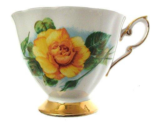 Royal Standard Roslyn Wheatcroft Rosen Mme CH Sauvage Tasse Nur Wheatcroft Rosen