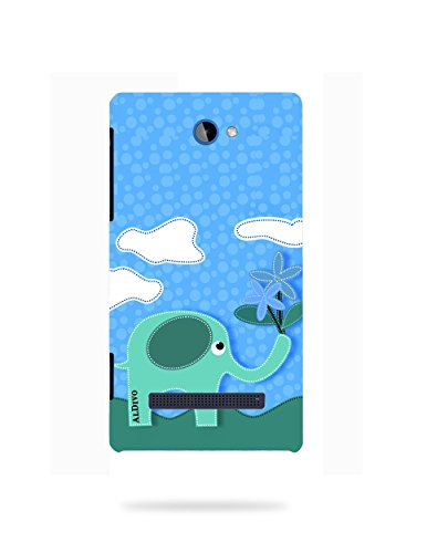 alDivo Premium Quality Printed Mobile Back Cover For HTC 8S / HTC 8S Printed Back Cover / HTC 8S Back Cover  available at amazon for Rs.289