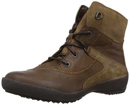 Camel Active Amaro Damen Stiefel Braun (Brown Leather/Suede (Warm))