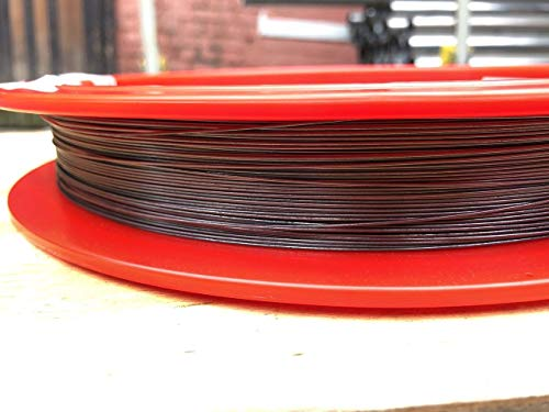 Wolframdraht 99.95% rein Metall dia 0.2mm zoll schneiden Glühbirne 10 meter