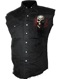 Suchergebnis auf Amazon.de für  Totenkopf Hemd  Bekleidung 90c79e733a