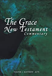 Title: The Grace New Testament Commentary 2 Volume Set
