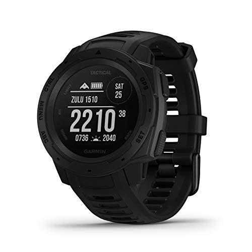 Garmin 010-02064-70 Instinct Tactical - Reloj de Pulsera para Exteriores