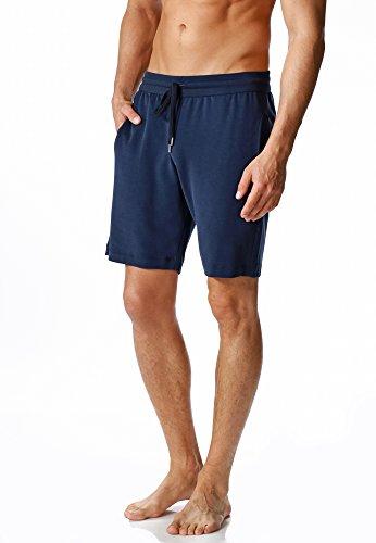 Mey Loungewear Club Coll. Herren Homewear Hosen Blau M -