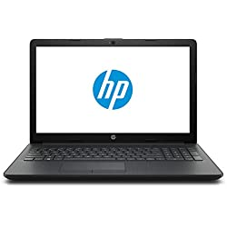 HP 15 Core i5 8th gen 15.6-inch FHD Laptop (8GB/1TB HDD/DOS/Sparkling Black /2.04 kg), 15q-ds0009TU