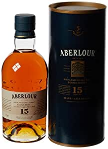 Aberlour 15 Year Old Scotch Whisky 43 Percent 70 cl