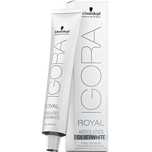 Igora Royal Absolutes Silverwhite Grey Lilac 1 Unidad 60 ml