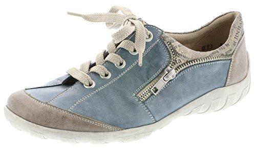Remonte R3403 femmes Derbies jeans/atlantis/hellgrau/jeans/ice / 14