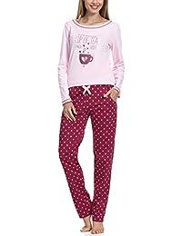 Merry Style Pijama para Mujer 1003