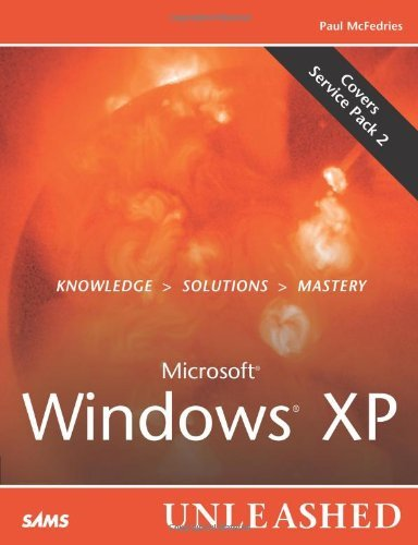 Microsoft Windows XP Unleashed by Paul McFedries (2005-09-16) par Paul McFedries