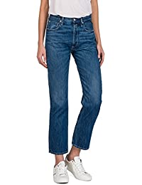 Replay Damen Straight Jeans Alexys