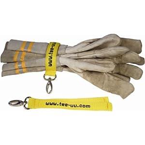 41kAWd8W%2BML. SS300  - tee-uu EASY Handschuhhalter. Endlich sind die Handschuhe sauber aufgeräumt und trotzdem sofort griffbereit. Mit großem Metall-Karabiner passend für Halteschlaufen aller Bekleidungshersteller