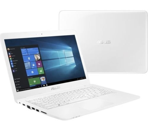 ASUS VivoBook L402 14 Laptop White Intel Celeron CPU 4gb RAM 32gb SSD Windows