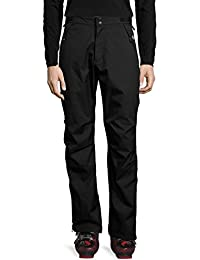 Ultrasport Basic Cross-Country Skiing Pants Chris for Men, Men's Overpants, Cross-Country Skiing, Men's Snow Pants, Winter trousers, Winter Sports, Men's Functional Trousers