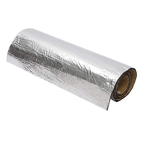 ChaRLes Auto Hitze Schallschutz Teppich Matte Boden Trunk Lärmdämmung Deadener (Teppich Abdichtung)