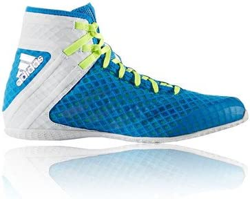 Adidas Botas de boxeo Speedex 16.1 - Shock azul