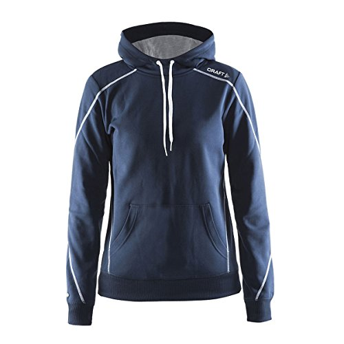Craft Damen Kapuzenpullover In The Zone Hoodie navyblue