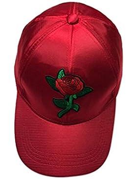 Sombrero de mujer Switchali moda Bordado gorra de hombre Gorras de béisbol para adultos Unisexo Pareja Gorra Casual...