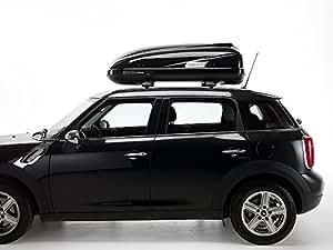 modula mocs0137 dachbox beluga basic 420 liter schwarz. Black Bedroom Furniture Sets. Home Design Ideas