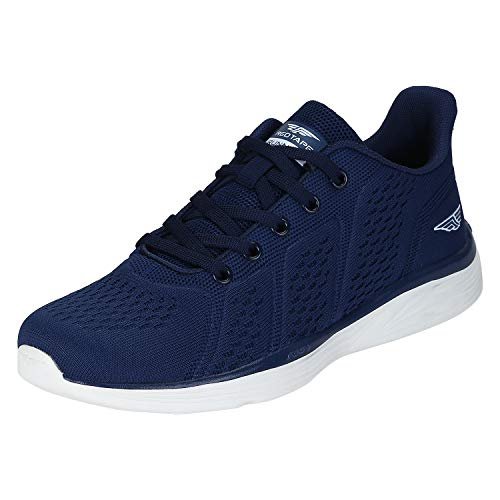 19. Red Tape Men's RSO0044A Blue Running Shoes