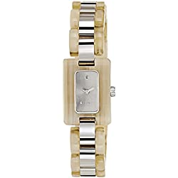 Esprit Women's Quartz Watch Analogue Display and Stainless Steel Strap ES106492001