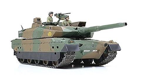 Tamiya 300025173–1: 35Jgsdf type 10Char avec pièces PE, véhicules miniature