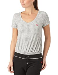 Dorotennis - Body Danse Sportswear - Graphique - Coton Stretch - Femme