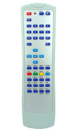RM Series Replacement Remote Control for MATSUI 1410TV&DVD