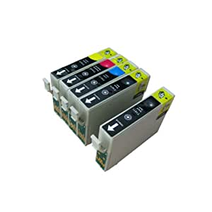 Odyssey Supplies Compatible ink cartridges replacement for Epson multipack T1816 (5 PACK)