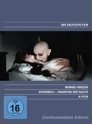 Nosferatu - Phantom der Nacht - Zweitausendeins Edition Deutscher Film 4/1978