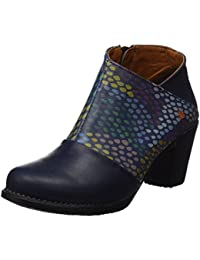 Art Damen Genova Kurzschaft Stiefel