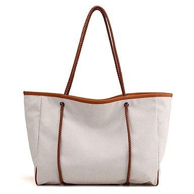 YJIUX Womens Fashion Classic Crossbody Bag,blu Beige