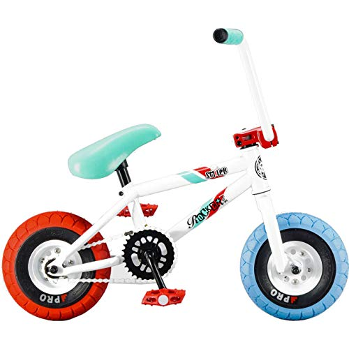 Rocker Irok+ Smiler Mini BMX Bike (Weiß)