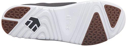 Etnies Scout, Scarpe da Skateboard Uomo Grigio (Grau (GREY/WHITE/GUM / 380))