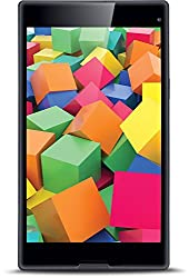 iBall Slide Cuboid Tablet (8 inch, 16GB, Wi-Fi+ 4G+ Voice Calling with built-in receiver), Metallic Grey